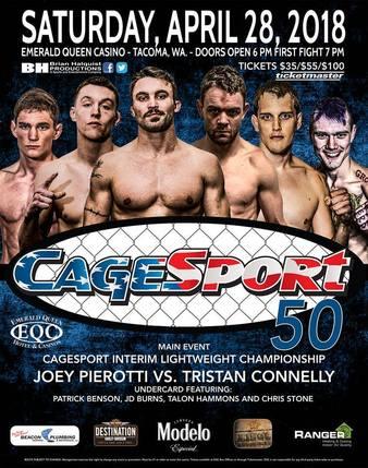 CageSport 50