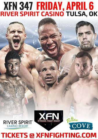Xtreme Fight Night 347