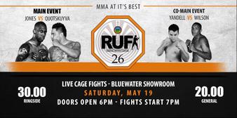 RUF MMA 26
