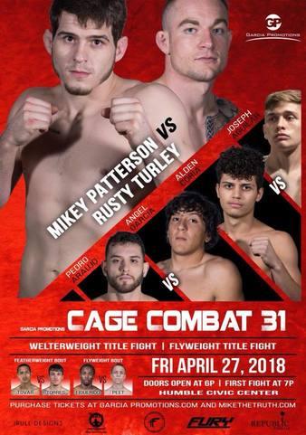 Cage Combat 31