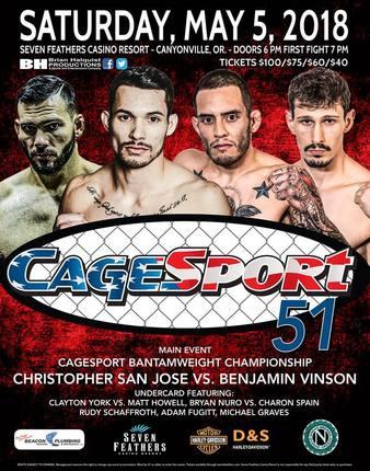 CageSport 51