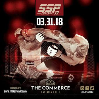SSP Fight Night 39