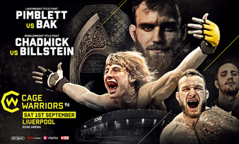Cage Warriors 96