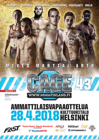 Cage 43
