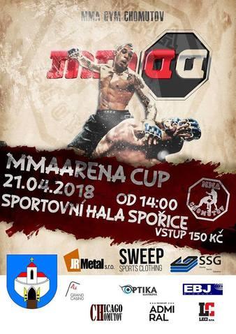 MMAA Arena Cup 41