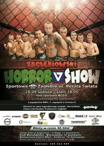 Zagłębiowski Horror Show 1