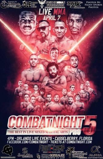 Combat Night Pro 5