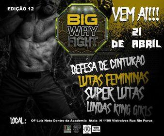 Big Way Fight 12