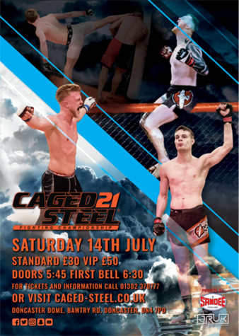 Caged Steel FC 21