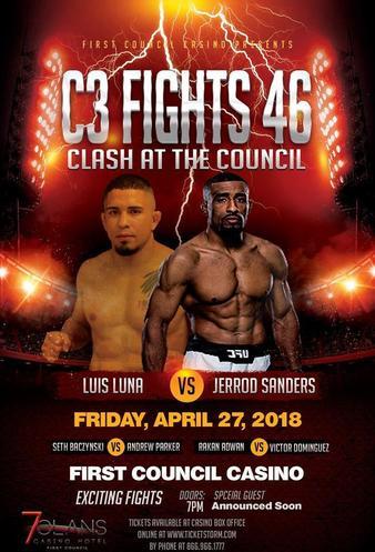 C3 Fights 46