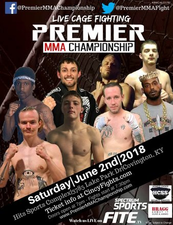 Premier MMA Championship 8