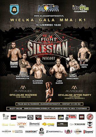 Silesian MMA Challenge 1