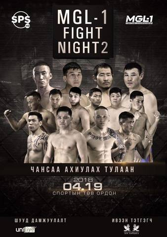 MGL-1 Fight Night 2