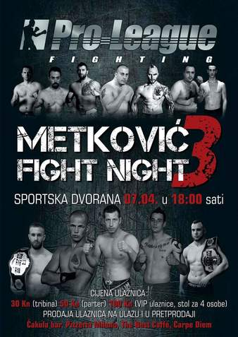 Metkovic Fight Night 3