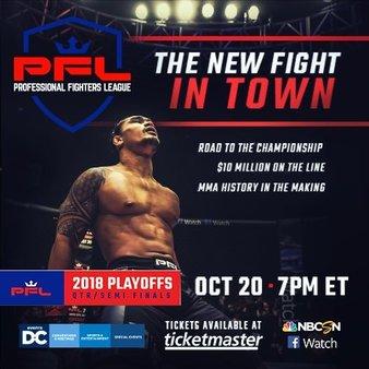 PFL 2018 #10