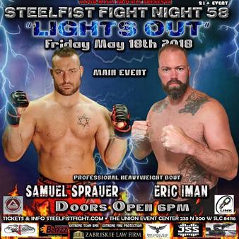 SteelFist Fight Night 58