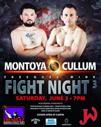 JacksonWink Fight Night 3