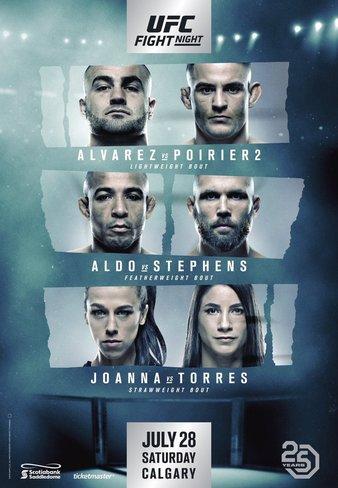 UFC on FOX 30