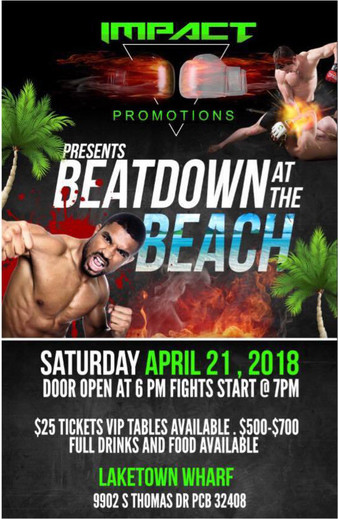 Beatdown at the Beach 1