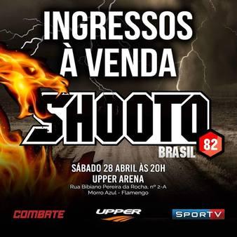 Shooto Brasil 82