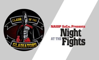 NAIOP SoCal's Night at the Fights 2018