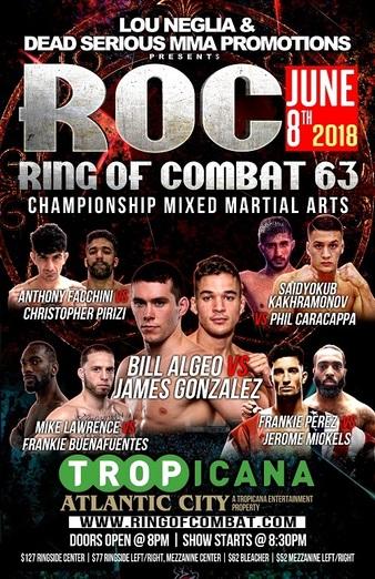 Ring of Combat 63