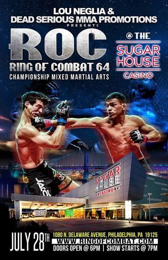 Ring of Combat 64