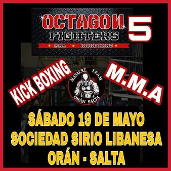 Octagon Fighters 5