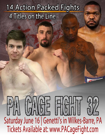 PA Cage Fight 32