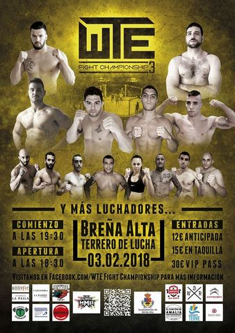 WTE Fight Championship 3