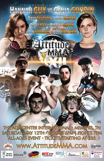 Attitude MMA Fights 12