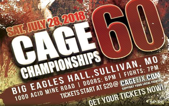 Cage Championships 60