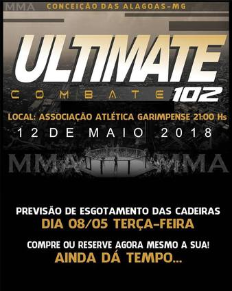 Ultimate Combate 102