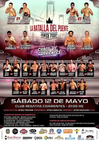 Power Fight - La Batalla del Puente 3