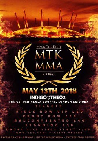 MTK MMA 1