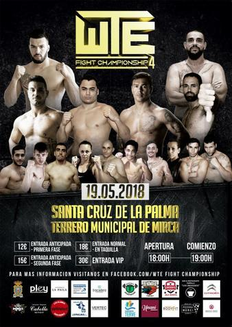 WTE Fight Championship 4