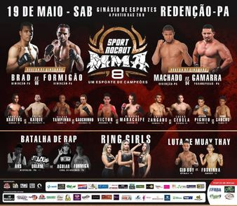 Sport Nocaut MMA 8
