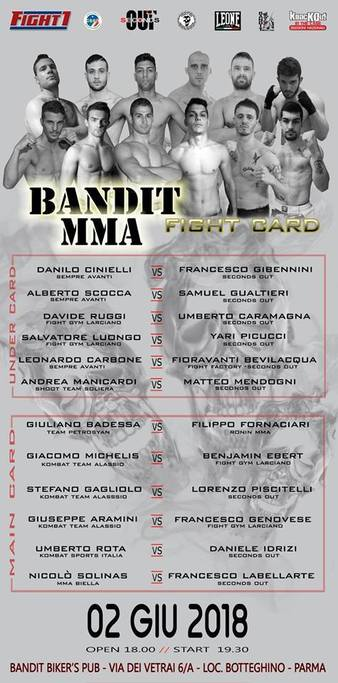 Bandit MMA 2