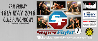 Superfight MMA 7