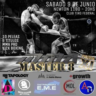 Master 8 - Fecha 11