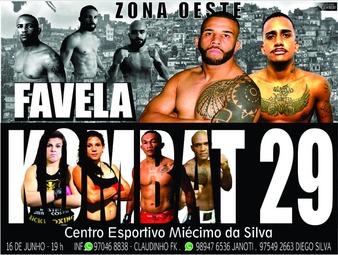 Favela Kombat 29