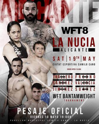 World Fight Tour 8