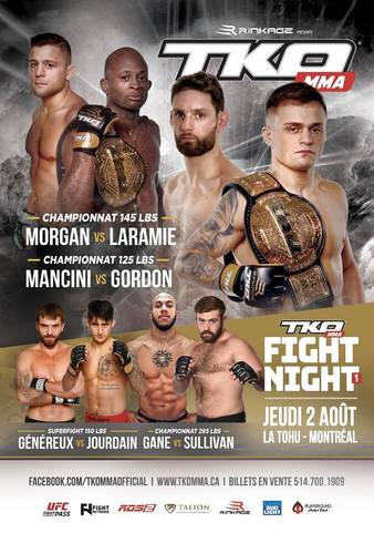 TKO Fight Night 1