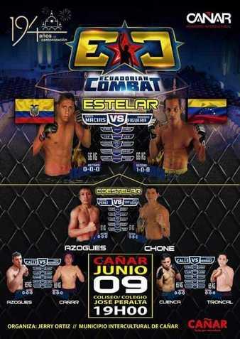 Ecuadorian Combat 1