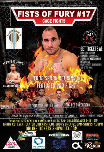 Fists Of Fury 17