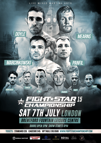 FightStar Championship 15