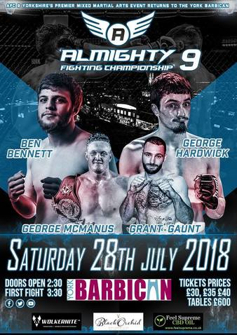 Almighty Fighting Championship 9
