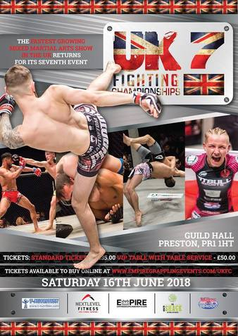 UK Fighting Championships 7