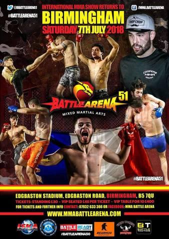Battle Arena 51