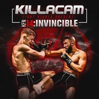 Killacam Fight Night 14
